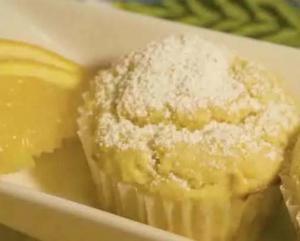 Orange Flavor Muffin