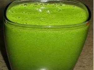 Adonis Goddess Green Smoothie