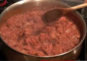 Vegan Seitan Stew
