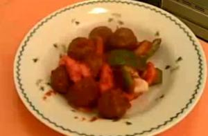 Meatballs In Sweet & Sour Sauce Part 1 - Finishing