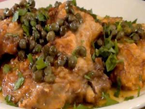 Recipe for italian style pork chops