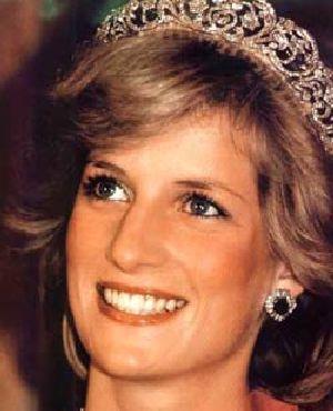 Princess Diana's Hair Made Into Jelly