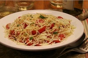 Restaurant Style Pasta