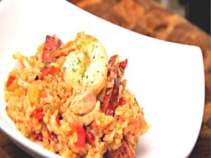 Red Creole Jambalaya