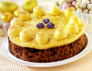 Mother's Day Simnel Cake (Old N' Traditional)