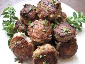 Sausage Meatball