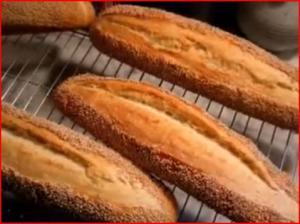 Making Italian Bread