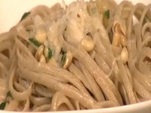 Garlic and Oil Linguine