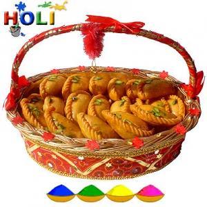 Gujhia- popular food for holi party