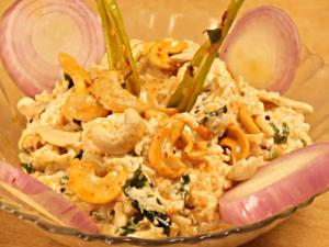 Curd Rice Achari Style