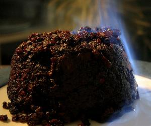 Holiday Plum Pudding
