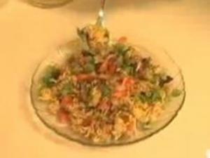 Noodle Chaat