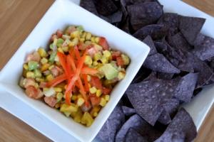 Momma A's Corn Avocado Salsa