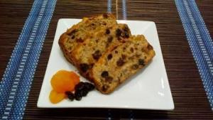 Jamaican Light Fruit Cake
