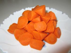 Sunshine Carrots