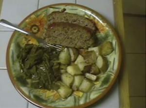 Cooking Meatloaf