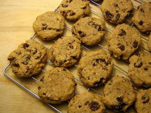 Organic Date Cookies