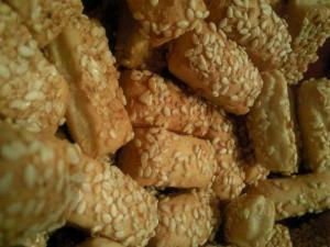 Sesame Salty's