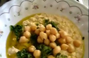 Healthy Hummus Arabic