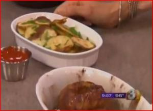 Holly Mosier's Tips on Healthy and Stress Reducing Recipes