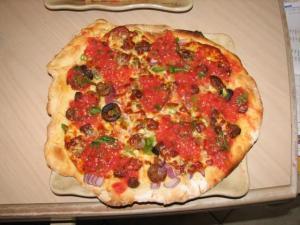 Pizza Beer V/S Budweisner