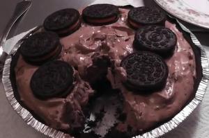 Halloween Special Oreo Pie