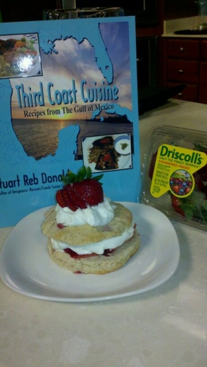Strawberry Shortcake Recipe On Studio10