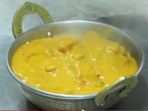Aroma Palace's Chicken Tikka Masala