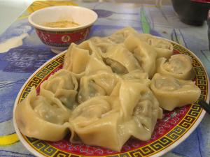 Steamed Wontons