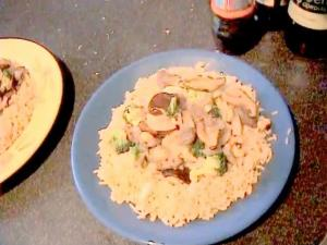Zuza zak's Weeknight Dinners: Beef and Cashew Nut Stir-Fry
