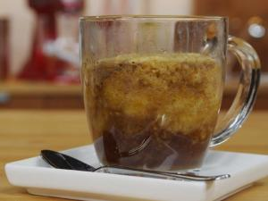 Caramel Self-Saucing Pudding Cake