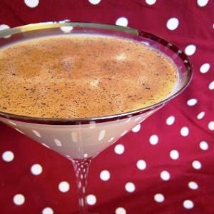 Traditional Egg Martini