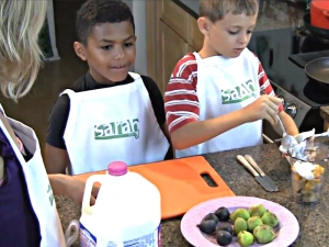Figs in the City: How to Get Kids to Try a New Fruit
