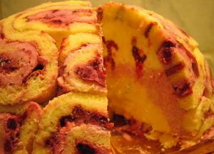 Jelly-Roll Cake
