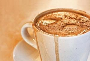 Creole Hot Chocolate