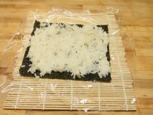 Sushi Roll Rice Base
