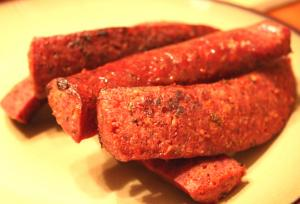 Fried Sausages