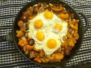 The Best Egg Breakfast Ever