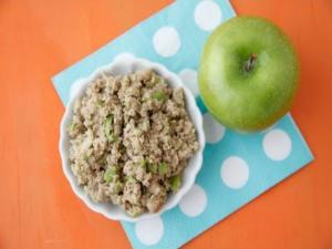 Apple Cinnamon Charoset - Healthy Holiday