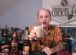The Liquid Caramel Cocktail