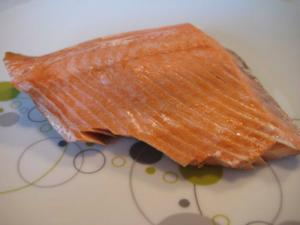 Steamed Salmon for Toddlers