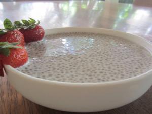 Creamy Chia Seed Pudding, Ep53