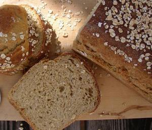 Bran Bread