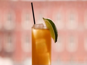 Dark and Stormy - Chinese Five Spice Rum