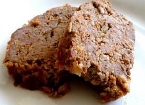 Gourmet Meat Loaf
