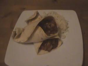 Jamaican Jerk Chicken Wraps