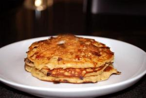 Selma'S Cottage Cheese Pancakes