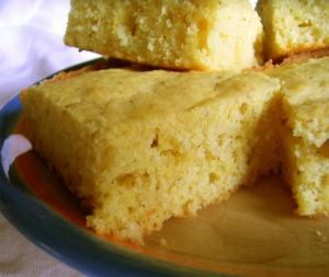 Vegetable Corn Bread