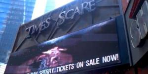Review of Times Scare NYC - The Crypt Cafe, New York