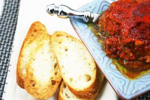 Vegan Mediterranean Butter